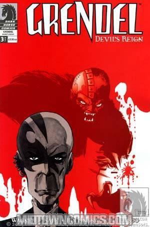 Grendel Devils Reign #3