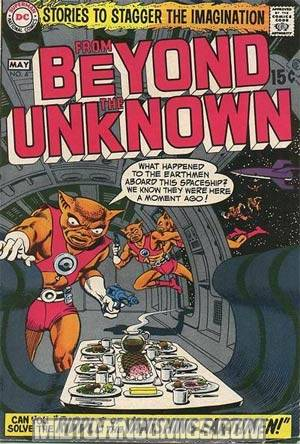 From Beyond The Unknown #4