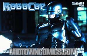 Robocop Killing Machine Special #1 Cover D Photo Cover