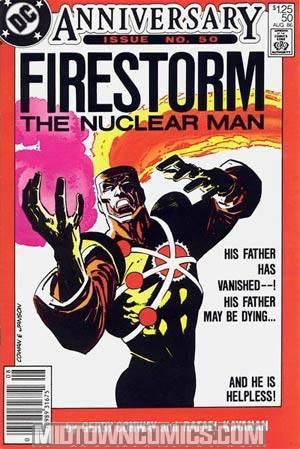 Fury Of Firestorm #50