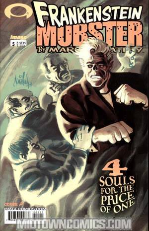 Frankenstein Mobster #5 Cvr A Wheatley