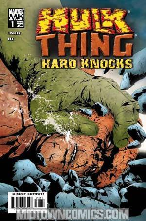 Hulk And Thing Hard Knocks #1