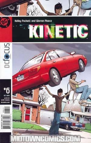 Kinetic #6