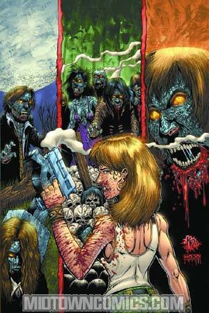Night Of The Living Dead Barbaras Zombie Chronicles #1