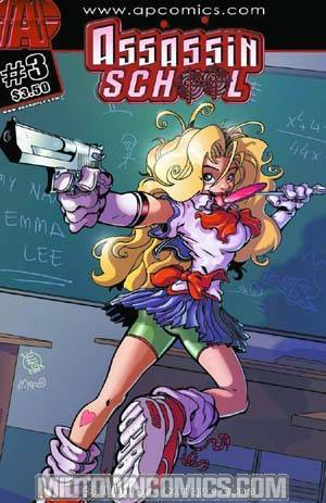 Assassin School Vol 2 #3