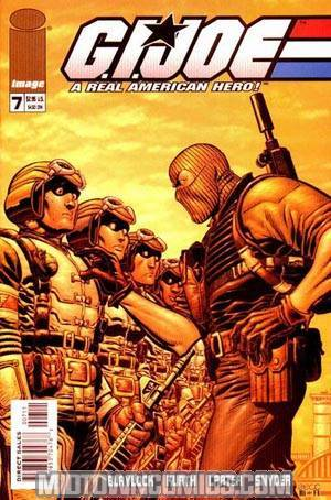 GI Joe Vol 3 #7