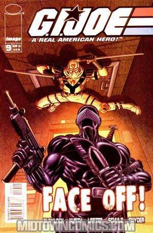 GI Joe Vol 3 #9