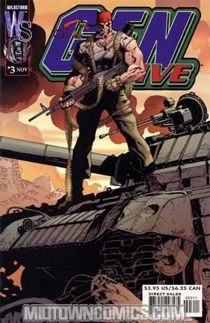 Gen Active #3 Cover A Deathblow