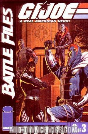 GI Joe Battle Files #2