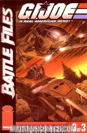 GI Joe Battle Files #3
