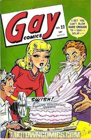 Gay Comics #22