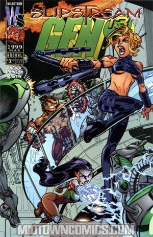 Gen 13 Vol 2 Annual 1999