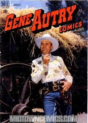 Gene Autry Comics (TV) #18