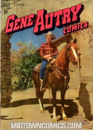 Gene Autry Comics (TV) #22
