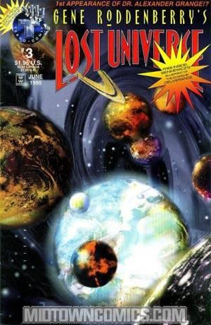Gene Roddenberrys Lost Universe #3