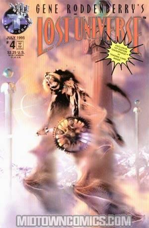 Gene Roddenberrys Lost Universe #4