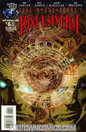 Gene Roddenberrys Lost Universe #6