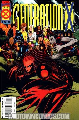 Generation X #2 Deluxe Edition