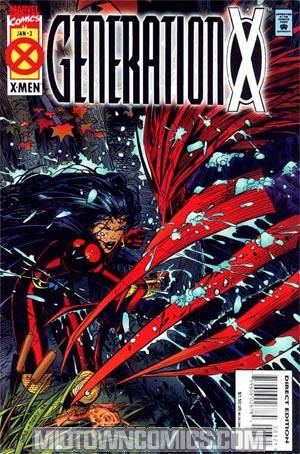 Generation X #3 Deluxe Edition