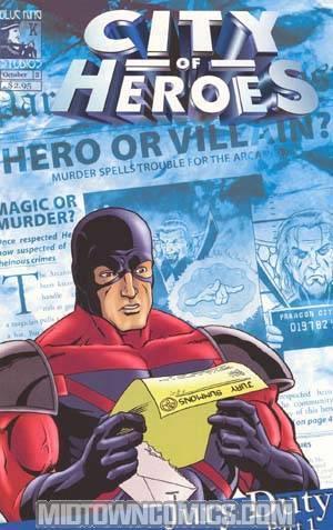 City Of Heroes #5