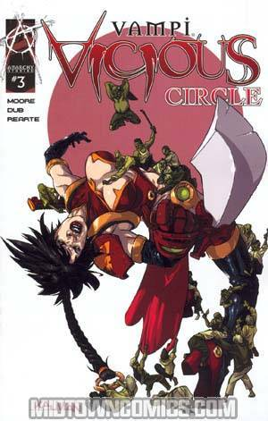 Vampi Vicious Circle #3 Ltd Cvr Ed