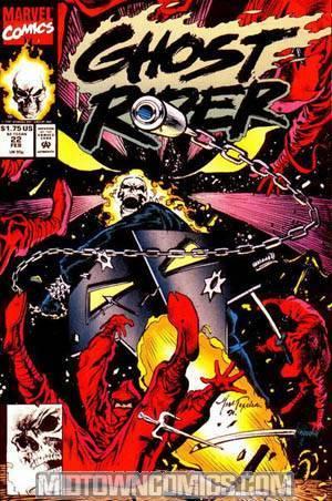 Ghost Rider Vol 2 #22