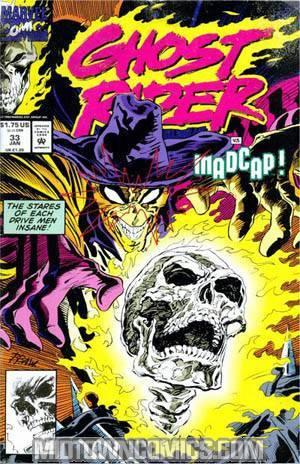 Ghost Rider Vol 2 #33