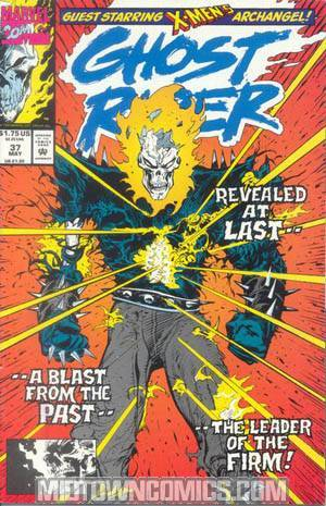 Ghost Rider Vol 2 #37