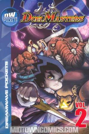 Duel Masters Vol 2 TP Pocket Ed