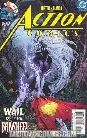 Action Comics #820