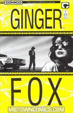 Ginger Fox #1