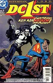 DC First Superman/Lobo