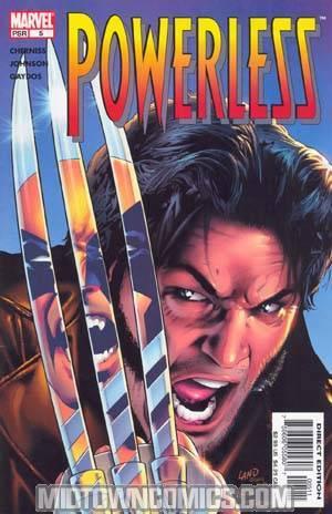 Powerless (Marvel) #5