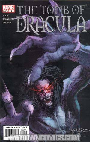 Tomb Of Dracula Vol 3 #2