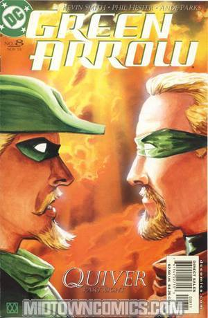 Green Arrow Vol 3 #8