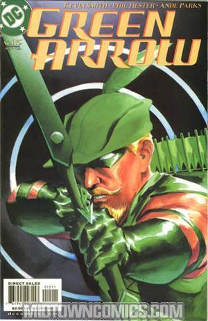 Green Arrow Vol 3 #15
