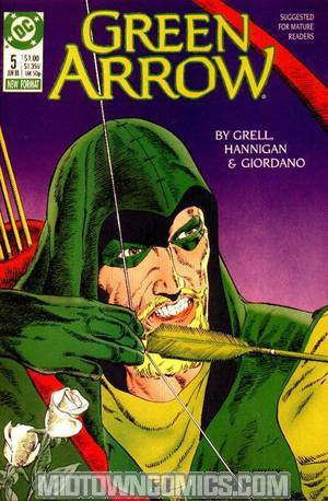 Green Arrow Vol 2 #5
