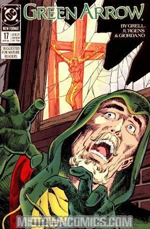 Green Arrow Vol 2 #17