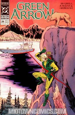 Green Arrow Vol 2 #29