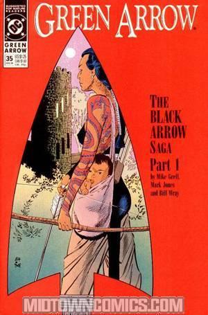 Green Arrow Vol 2 #35
