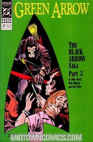 Green Arrow Vol 2 #37