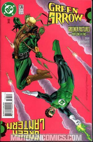 Green Arrow Vol 2 #136