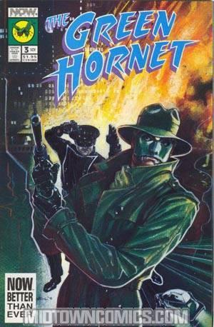 Green Hornet Vol 3 #3