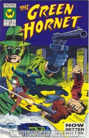 Green Hornet Vol 3 #5
