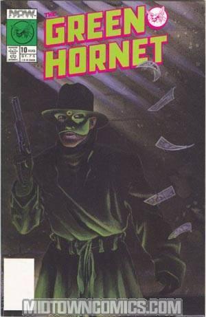 Green Hornet Vol 2 #10