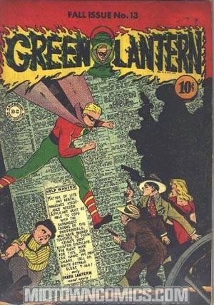 Green Lantern #13