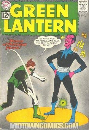 Green Lantern Vol 2 #18