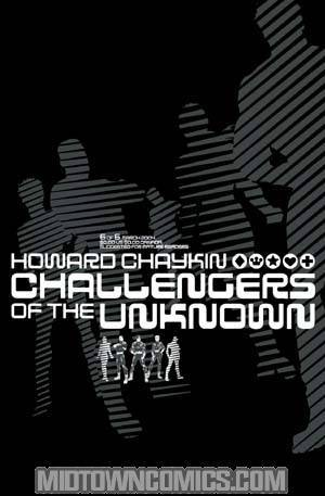 Challengers Of The Unknown Vol 4 #6