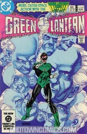 Green Lantern Vol 2 #167