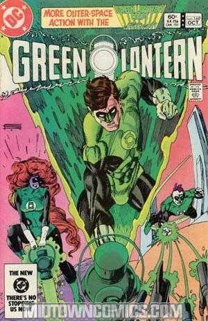 Green Lantern Vol 2 #169